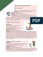 DINÁMICAS DE INVERSIÓN DE ROLES