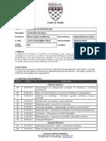 Gestão Mercadológica - Plano de Ensino BM