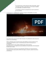 Tragedia Mexico Oleoducto