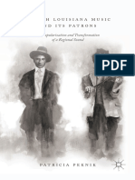 Patricia Peknik - French Louisiana Music and Its Patrons-Springer International Publishing_Palgrave Macmillan (2019)