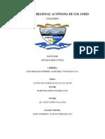 """Universidad Regional Autónoma de Los Andes """"ACTOS DE COMECIO"""""""