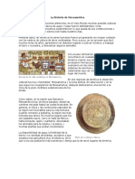 La Historia de Mesoamérica