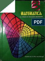 MATEMATCAS - Maximo de la Cruz Solorzano - 3er.pdf