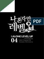 I Alone Level Up [Solo Leveling] Vol.4