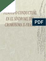 Fenotipo conductual en el síndrome del Cromosoma X-Frágil