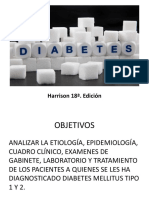 Diabetes Mellitus 1 y 2