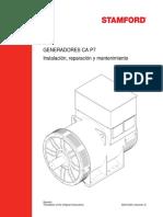 Stamford P7 Manual SP