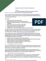 Aus Govt Finance Guidelines - Social-media-101