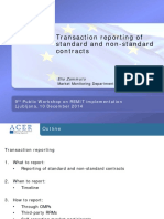 ACER 10 Dec 2014_Standard and Non-standard Contracts_final