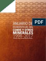 Anuario Cochilco 2017 Final
