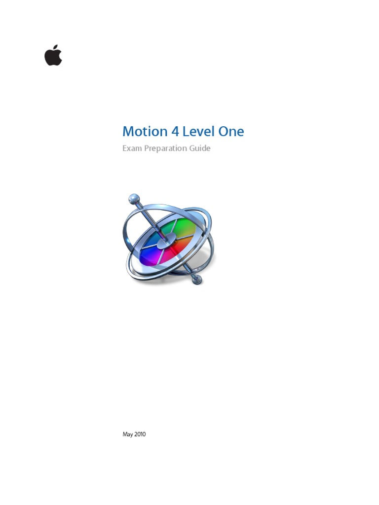 Motion4 Exam Prep | Test (Assessment) | Computing