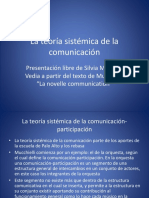11. La teoría sistémica de la comunicación.pptx