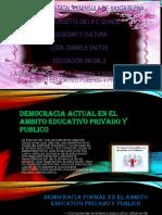 Universidad estatal península de santa Elena sociedad y cultura democracia.pptx