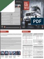 Folder Pajero Tr4 Flex