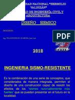 DIAPOSITIVAS DE DISEÑO SISMICO SETIEMBRE 2018.pdf