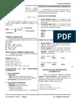 Expresiones algebraicas-JMA