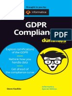 GDPR Compliance for Dummies