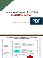 Estudio Económico Financiero Inversión Inicial