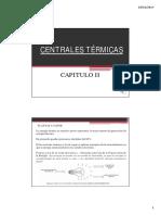 d. Centrales Térmicas