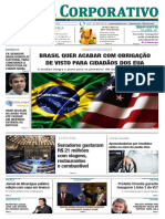 Jornal Corporativo Nr 3036 - de 21 de Janeiro de 2019
