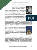 Domenico Fontana - Daniel F. Rodríguez