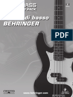 Bass Guitar Pack
