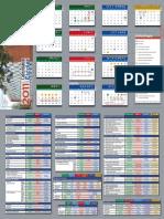 Calendar i o 2011