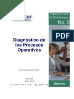 Diagnostico de Los Procesos Operativos