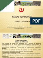 Topografia - Manual de Practicas