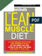 LeanMuscleDietCalculator - Mens Health Alan Aragon
