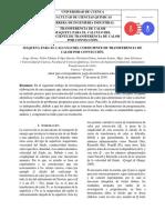Maqueta Para El Calculo Del Coeficiente de Transferencia de Calor Por Convección_ Informe.