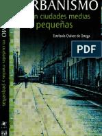 URBANISMO en Ciudades Medias y Pequeñas 222 Pp