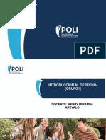 PRIMERA+CONFERENCIA+INTRODUCCIÓN+AL+DERECHO