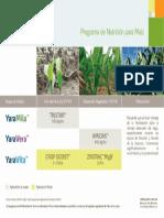Fertilización Maíz Yara PDF