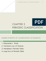 Ch 3 Periodic Classification