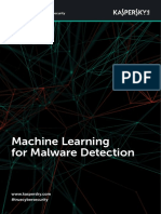 Kaspersky Lab Whitepaper Machine Learning