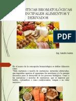 2. Caracteristicas Bromatologicas de Los Alimentos