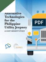 Jeepney CB Study