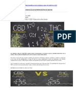 Beneficios de Los Distintos Ratios de Cbd