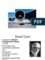 The Basics of Desiel Engine and Diesel Fuel