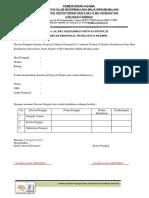 Form Ujian Proposal