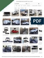 Parachoque Mitsubishi L200 Modelo 88-90 - Buscar Con Google