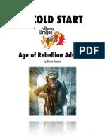 (Adv)a Cold Start