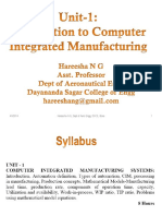 Chapter 1 Introductiontocomputerintegratedmanufacturing 140402231128 Phpapp02