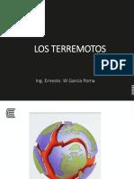 Sesion 14 Terremotos y Riesgo Sisimico