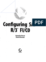 Configuring SAP R3 FICO-David Nowak Chapter 1 of 13