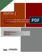 Azul Informe EIMTM 03-2009
