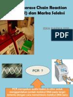 FPA 2222Kuliah 3 PCR Dan Marka Seleksi