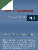 Basic PC Troubleshooting