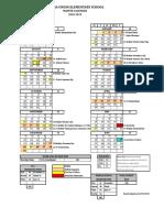 2018-2019 kashia master calendar